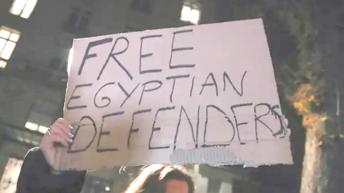 Free Egyptian Defenders